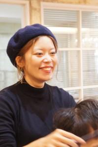 スタイリスト 長田 彩